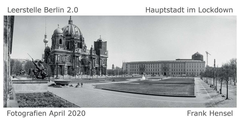 Fotografie Ausstellung Lockdown 2020 Berlin